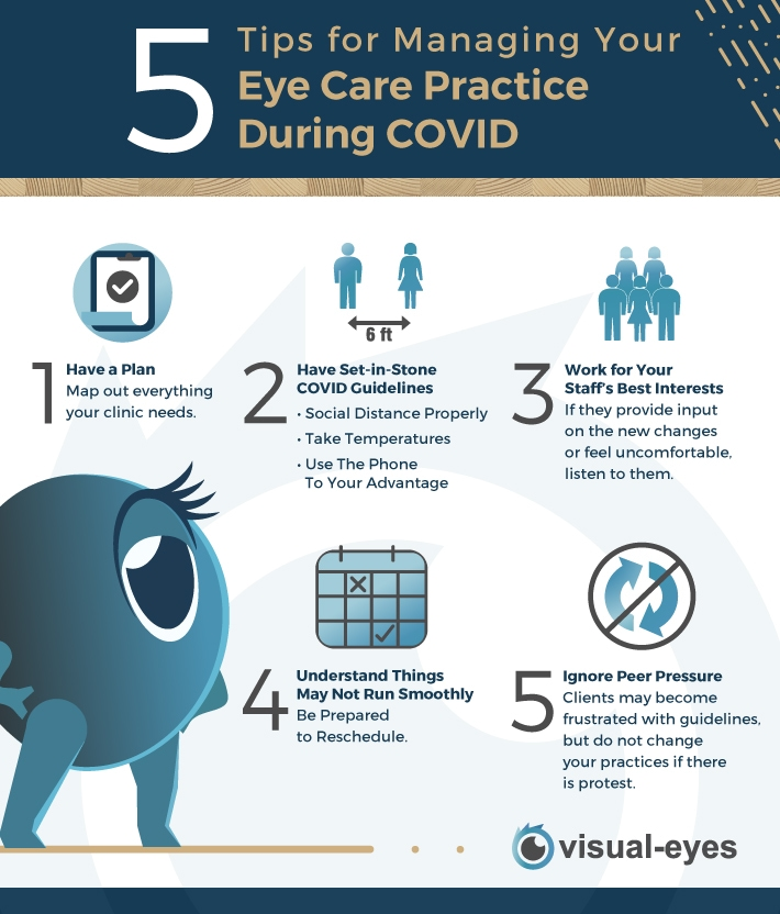 5 tips to manage your dental practice during COVID